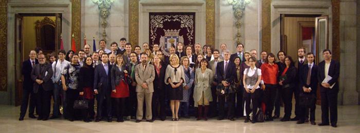 Congreso fundacional – Madrid 2008