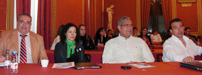 Encuentro de trabajo – Barcelona 2009