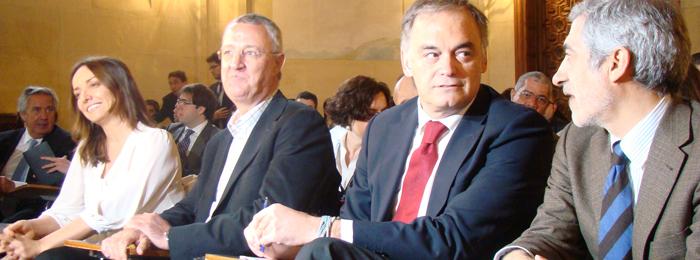 Encuentro ACOP elecciones en España – Salamanca 2011