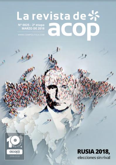 """Nº25 ET.2: """"Rusia 2018: elecciones sin rival"""""""