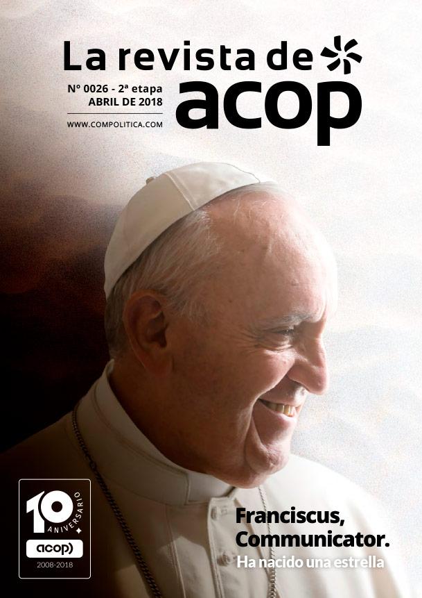 Nº26 ET.2: Franciscus, Communicator. Ha nacido una estrella