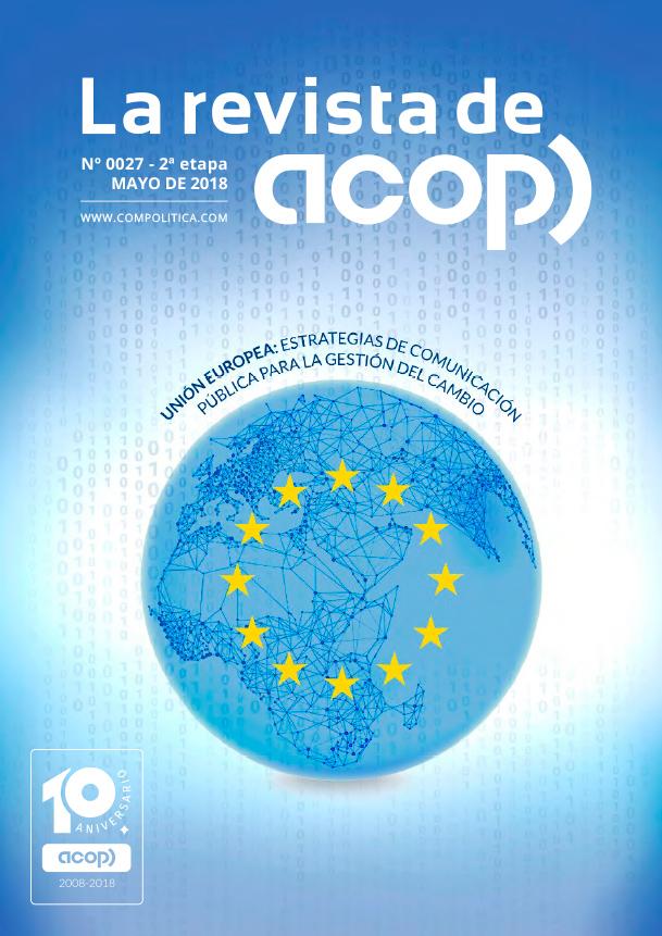 Nº27 ET.2: Estrategias de comunicación para el cambio en la Unión Europea