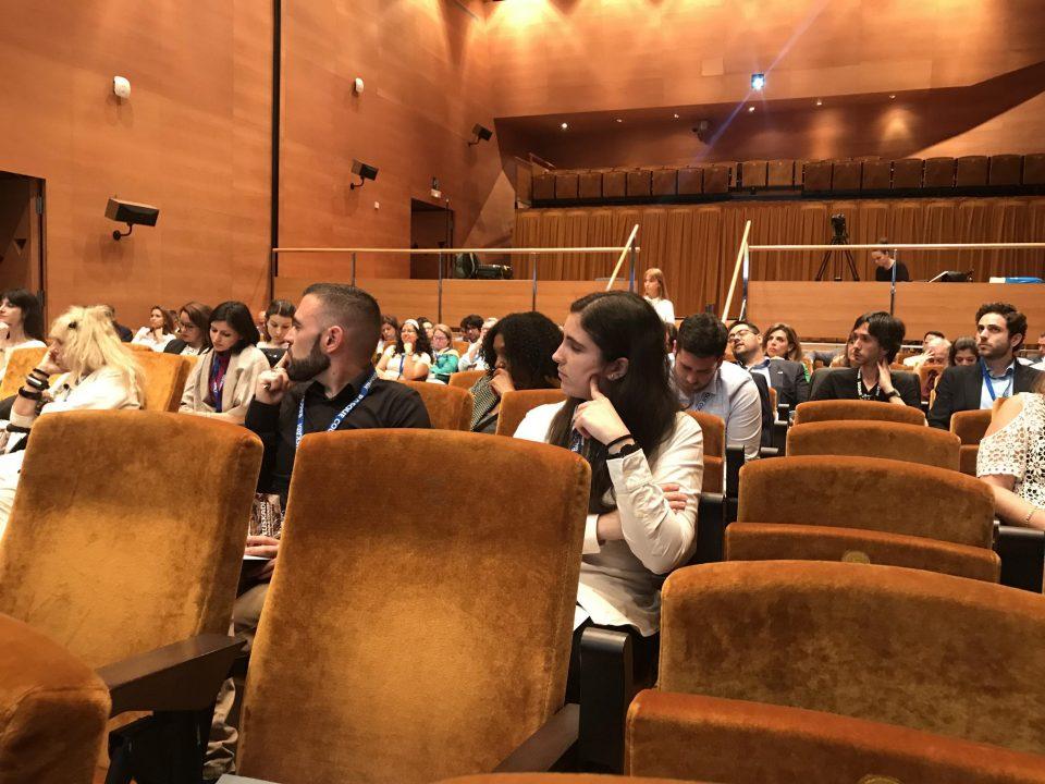 Así fue la primera jornada del V Encuentro Internacional de Comunicación Política en Bilbao