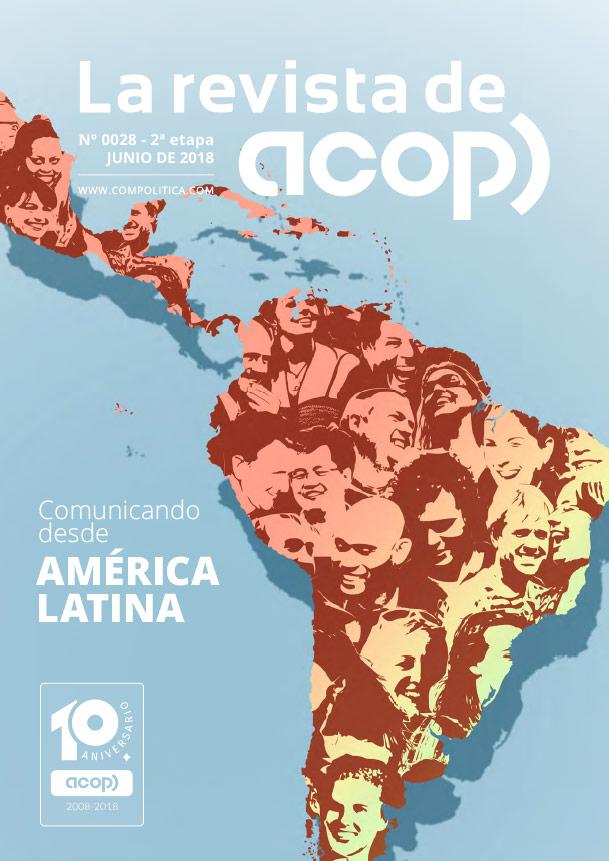 """Nº28 ET.2: """"Comunicando desde América Latina"""""""