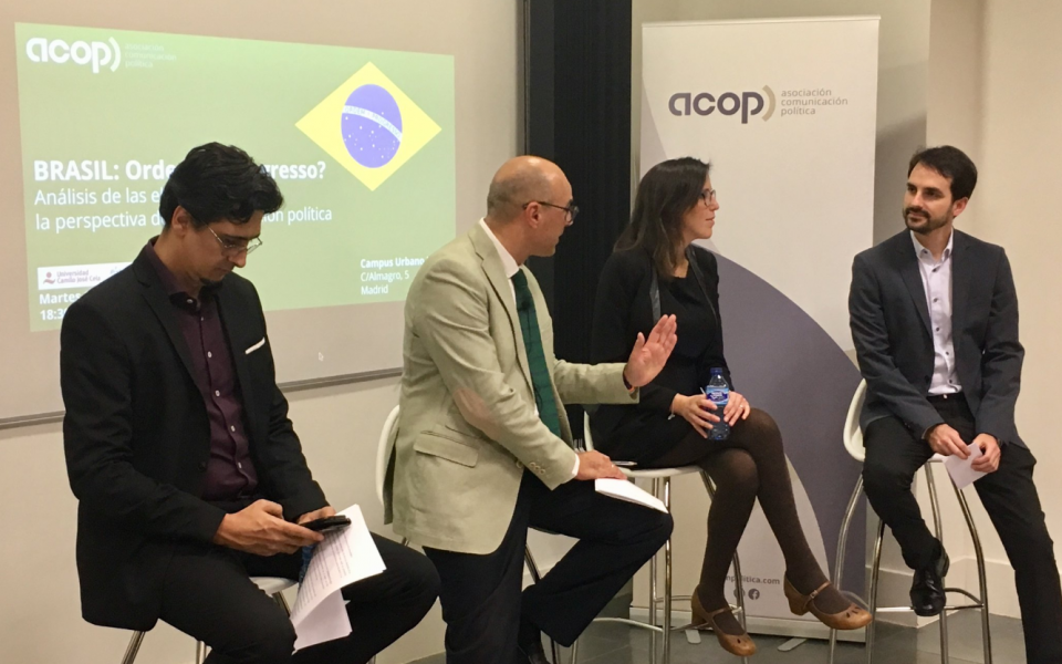 """""""Brasil: ordem e ¿progresso?"""" Análisis de las pasadas elecciones brasileñas"""