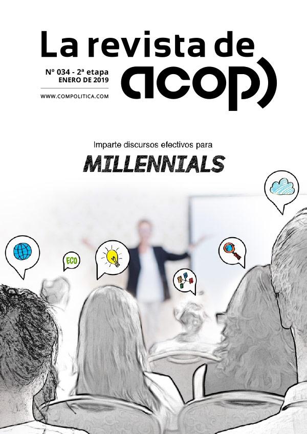 Nº34 ET.2: Imparte discursos efectivos para millennials