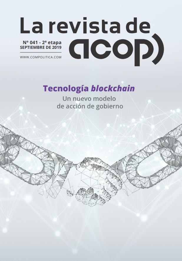 Nº41 ET.2 Tecnología blockchain: un nuevo modelo de acción de gobierno