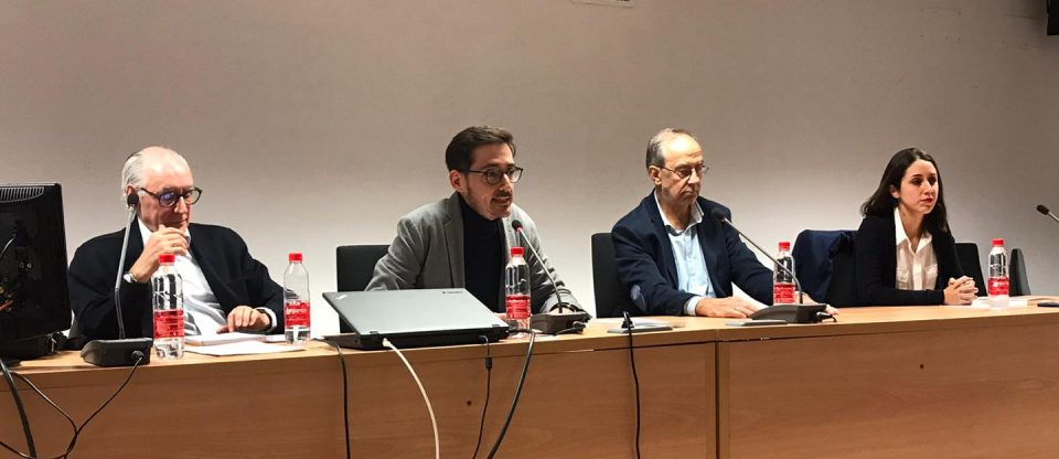 Presentación del libro 'El mitin en España'