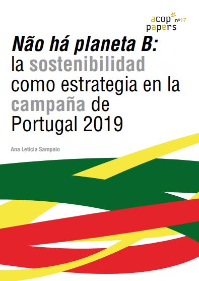 Nº17 Ana Leticia Sampaio: 'Não háplaneta B' Sostenibilidad en la campaña de Portugal 2019