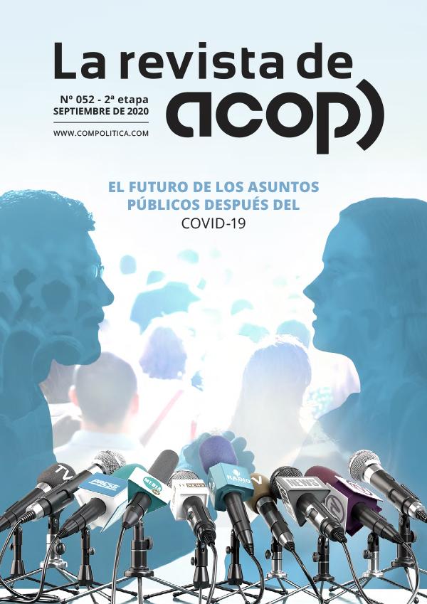 Nº52 ET.2: El futuro de los asuntos públicos después del COVID-19