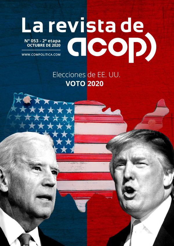 Nº53 ET.2: Elecciones de EE. UU. Voto 2020