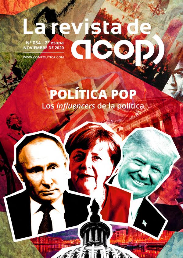 Nº54 ET.2: Política POP, los influencers de la política