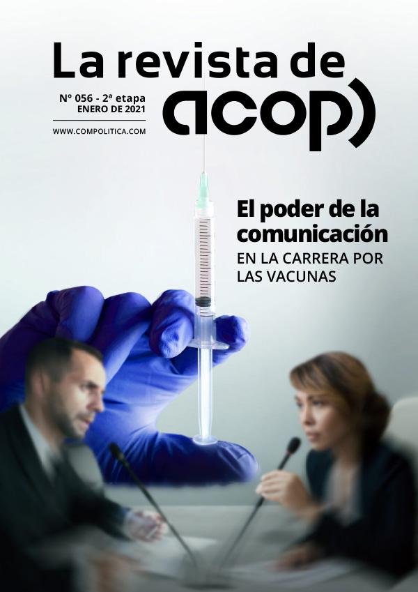 Nº56 ET.2: El poder de la comunicación en la carrera por las vacunas