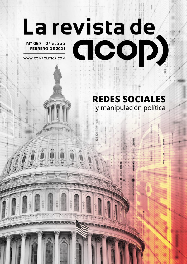 Nº57 ET.2: Redes sociales y manipulación política