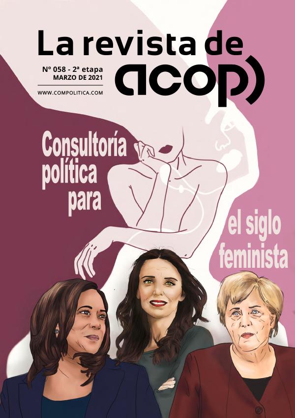 Nº58 ET.2: Consultoría política para el siglo feminista