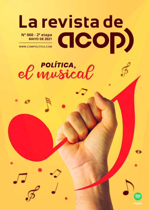 Nº60 ET.2: Política, el musical